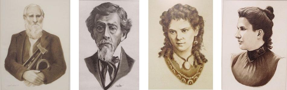 Heritage Portraits