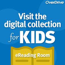 eReading room for kids